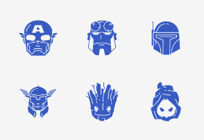Famous Characters - Add-On Vol. 2 - Glyph