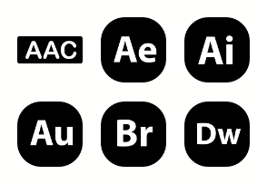 File Types , File Format - Extension Icons
