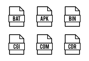 File Types Vol 2