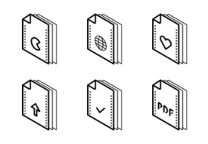 Files And Folders ISO - Outline 2