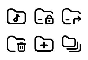 Folder UI Collection