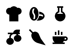 Food and Drinks Glyph 24 px