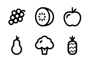 Fruit and Vegetable - Line