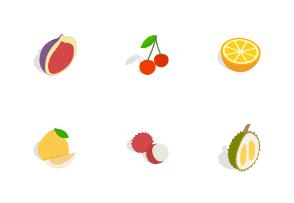 Fruit - Isometric
