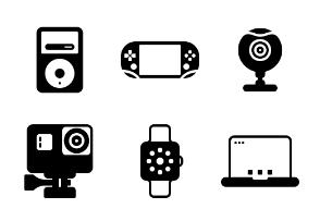 Gadget Solid Icon