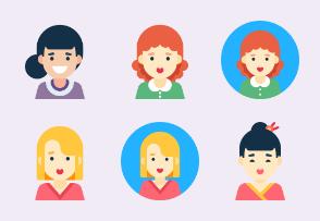 Generic avatars