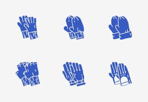 Gloves - Glyph