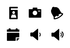 Glyph UI Icons (Part 1)