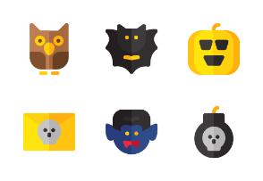 Halloween ( flat )