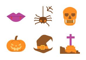 Halloween Flat