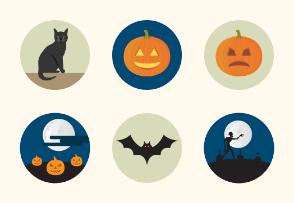 Halloween Free Set
