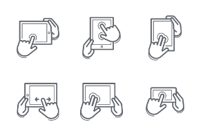 Handheld Devices and Hand Gestures