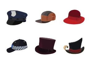 Hat Icons v2