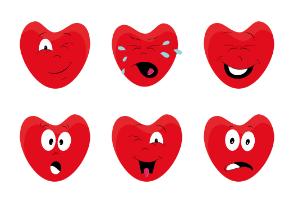 Heart Characters