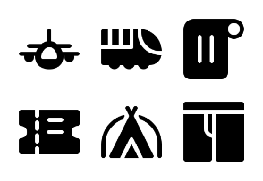 Holiday and Traveling (Glyph)