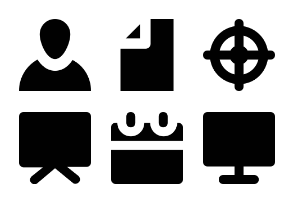 Human Resources Glyph