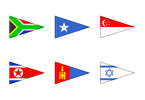 Icons of flags