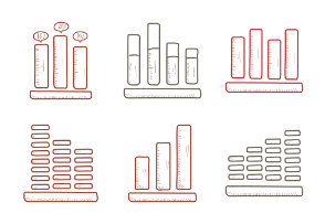 Infographic Growth Chart Vol 1