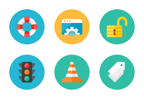 Interface Icons - Rounded