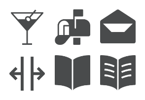 iOS Edge Glyph 7