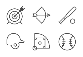 iOS icons - Sports