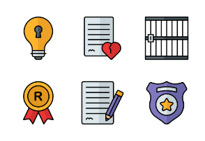 Legal and Law Color Line