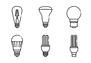 Light Bulb & Led Lamp
