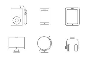 Line Icons 1