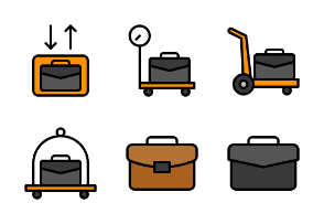 Luggage (filled)