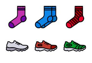 Man Footwear - Retro