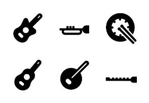 Material Instruments Glyph