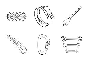 Mechanical engineering, Equipment, Tools