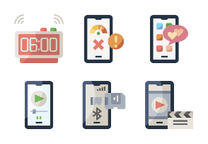 Mobile Technology flaticon