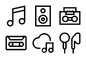 Multimedia music