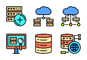 Network and Data base Color Line