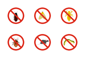 No insect sign