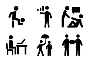 People Icons - Vol 2