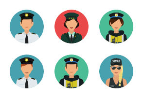 Avatars of Crime and Protection