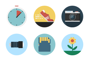 Photos icons