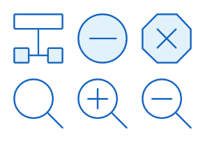 Interfaces - Monochrome Icons