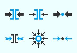 Push Arrows