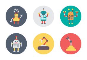 Robotics Colored