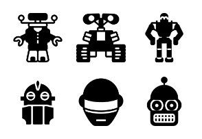 Robots Solid Collection