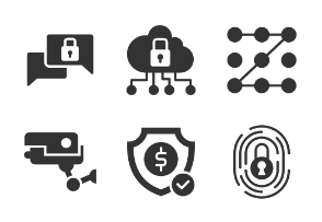 Security and protect glyph