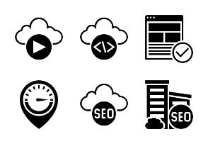 SEO and Web Glyph 4