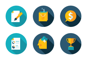 SEO Services Icons - Pack1