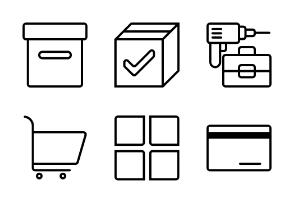 Shopping App - Outline