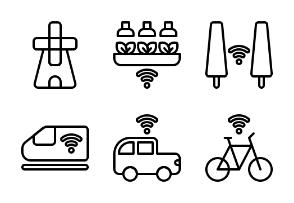 Smart City #1 (line)