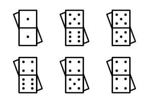Smashicons Casino & Gambling - Outline - Vol 2