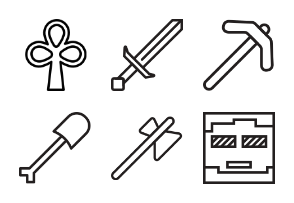 Smashicons Games - Outline